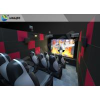 China 9 Seats Individual 5D Cinema System with Camera and Financial System wholesale