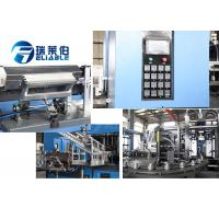 China Automatic Round Bottle Blow Molding Machine , Plastic Bottle Blowing Machine wholesale