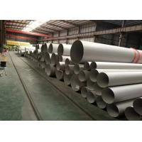 China Mill Finish Stainless Steel Welded Tube Austenitic  For General Service Customized wholesale