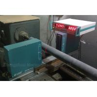 China Laser Diameter Measuring Gauge , Axis And Rubber Roller Diameter Testing Instruments wholesale