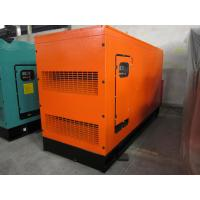 China Cummins Power Water Cooled Silent Type Diesel Generator 150KW / 188KVA wholesale