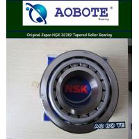 Quality Low Vibration NSK Tapered Roller Bearing With Gcr15 32319J Single Row for sale