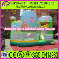 Buy cheap American Inflatable Bouncing Jumping Bouncer from wholesalers