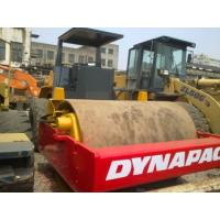 China used Dynapac roller CA511 on sale
