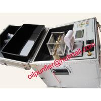 China IEC156 Transformer Oil Testing Equipment, Transformer Oil Tester Machine on sale