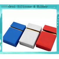 China Multi-function silicone cigarette box case made in Shenzhen wholesale