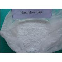 Quality Raw Steroid Powder Nandrolone Base CAS: 434-22-0 Steroid Hormones Powder 99% for sale