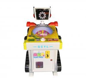 China Arcade Capsule Toy Lollipop Vending Machine 80W One Year Warranty wholesale