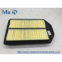 China Auto Air Cleaner Element Auto Parts Honda CRV 2007-2011 RE4 2.4 17220-RZA-Y00 wholesale