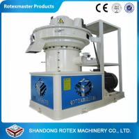 Quality CE Approved Biomass Ring Die Pellet Machine / wood pellet production equipment for sale