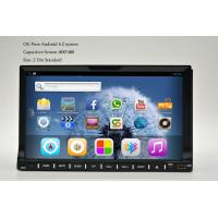 """Buy cheap 6.2"""" 2-Din Universal Car DVD GPS Android + Bluetooth + iPod + Radio + Remote from wholesalers"""