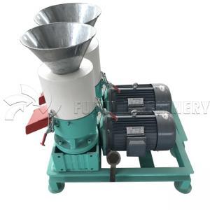 China Wood Pellet Making Equipment Waste Wood Pellet Machine 40-60 Kg/H Capacity on sale