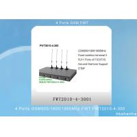 China 4 Ports GSM Fixed Wireless Terminal 900/1800/1900Mhz FWT FWT2010-4-300 wholesale