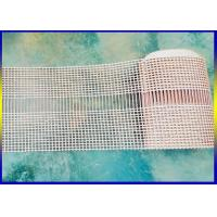 China Teflon Coated Mesh Conveyor Belt Nomex Kevlar Plastic Material Edges Biding Customization wholesale
