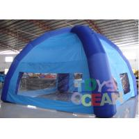 China Custom Outdoor Event Space Inflatable Dome Tent Waterproof for Advertising wholesale