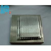 China Flat Welded Wedge Wire Screen wholesale