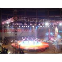 China Easy Install Roof Stage Truss for Event , Small Stage Lighting Truss wholesale