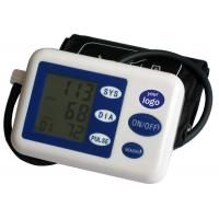 China automatic arm digital accurate LCD display wrist blood pressure monitor blue color  wholesale