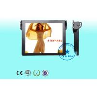 China Roof Mount Bus LCD Digital Signage 22 Inch Ultrathin 1024 x 768 Resolution wholesale