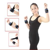 China Orthopedic magnetic therapy self heating wrist brace/ support Sports Gym Injury Pain Relie wholesale