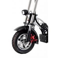 600w electric vehicle folding adult electric scooter with hub motor