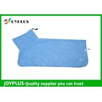 China Easy Wash Dog Towelling Robes / Dog Towel Wrap Fashionable Without Detergent wholesale