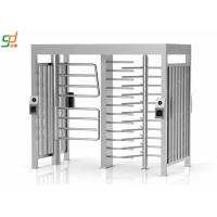 China Security Automatic Turnstiles Stainless Steel Full Height Turnstile Gate wholesale