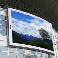 China P12 Outdoor Full Color LED Display Screen For Advertising , LED Billboard Display wholesale