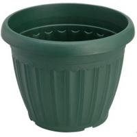 Buy cheap metal hanging planter balcony flower pot from wholesalers