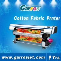 China Garros HBE1801 Digital Fabric Textile Printer 1.8m with High Resolution wholesale
