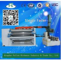 China Low Price Fingerless Single Facer Machine for Paper Corrugating wholesale