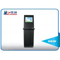 China LED Panel ATM Card Reader Self Service Kiosk With Payment Function on sale