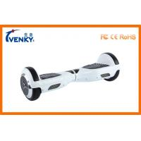 500 Watts Free Hand Two Wheel Self Balancing Scooter With LED Speaker Remote