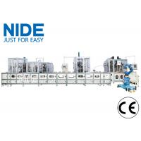 China full aotumatic coil winding mahcine stator production line for  three phase washing machine wholesale
