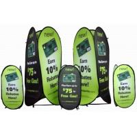 Quality Large Triple Tower Popup A Frame Banners For Outside Promotional Events for sale