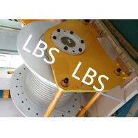 China LBS Mining Dispatching Winch / Spooling Device Winch For Construction Lifting wholesale