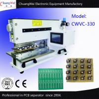 China PCB Separator Machine For Automotive Electronics Industry With Straight Blades wholesale