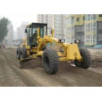 China Middle Blade 3965mm Construction Grader Machine , Construction Machinery Equipment wholesale
