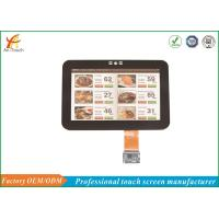 China Unique CTP Lcd Capacitive Touchscreen 10.1 Inch For Self - Help Ordering Machine on sale