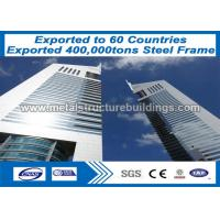 China welded H section and Prefab Steel Frame pre-assembled on sale