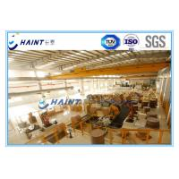 China Paper Mill Kraft Paper Roll Wrapping Machine , Full Automatic Paper Roll Packing Machine wholesale