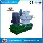 China Bulgaria Clients  Wood Pellet Machine YGKJ560 Model Biomass Ring Die Wood Pellet Machine wholesale