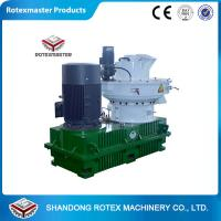 Buy cheap Bulgaria Clients  Wood Pellet Machine YGKJ560 Model Biomass Ring Die Wood Pellet Machine from wholesalers