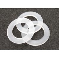 China Lightweight Plastic Spacer Washers PC Plain Flat DIN 125 Washers wholesale