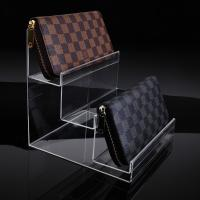 China shop promotional wallet display stand wholesale