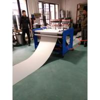 Wholesale 1000mm, 2000mm, 3000mm, 3500mm etc. PU PVC conveyor belts cutting machine from china suppliers