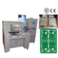Quality 0.1mm Cutting Precision PCB Router Machine with Left Hand 0.8-2.5mm Routing Bits for sale