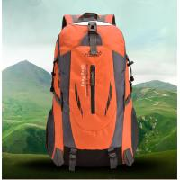 China 40L Large Capacity Outdoor Travel Backpack For Camping / Mountaineering Hiking wholesale