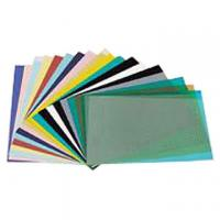China Non-toxic 0.10 - 0.50mm Heat-resistant Clear PVC Binding Cover, heat binding covers wholesale