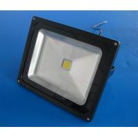 China 50W / Watt Aluminum LED Outside Flood Lights 120° security lighting  for Illuminate signs wholesale